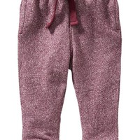 Old Navy Terry Fleece Joggers For Baby