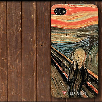 The Scream - Edvard Munch Phone Case iPhone Cover