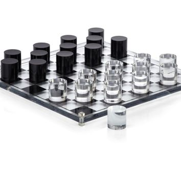 Acrylic Checkers | Best Selling | Collections | Z Gallerie