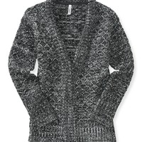 Boyfriend Knit Cardigan -