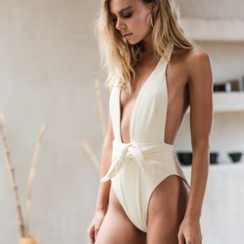 Tropez Tie Up One Piece