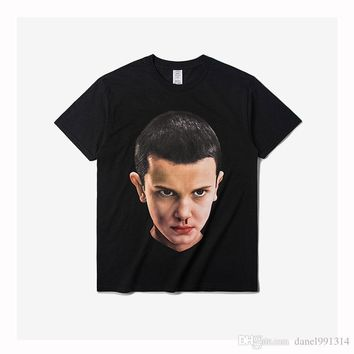 Newest 3D Printed T-shirts Stranger Things Supernatural Summer Tops Short Sleeve Fashion Men Tees For Unisex Winchester T Shirt