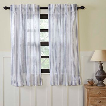Finn Short Panel Curtains