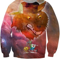 Adventure Time Party God Sweatshirt