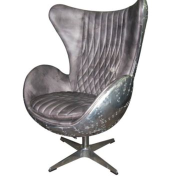 Georgiana Armchair | Titan Gray