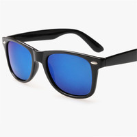 Retro Mirrored Sunglasses for Women