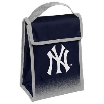 New York Yankees Insulated Gradient Lunch Bag