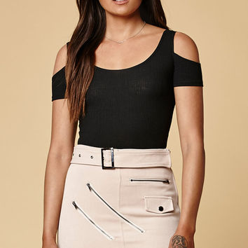 Selfie Leslie Zippered Mini Skirt at PacSun.com