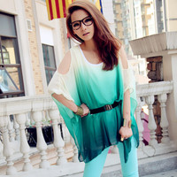 Chiffon Blouse for Women from PSILoveYouMore2
