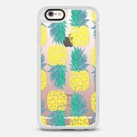 Pineapple Party iPhone 6s case by Rose | Casetify