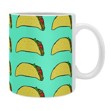 Leah Flores Taco Party Coffee Mug