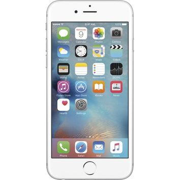 Apple - iPhone 6s 64GB - Silver (AT&T)