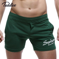 Fashion Men Shorts Cotton Fitness