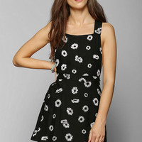 Motel Narla Cross-Back Dress - Urban Outfitters