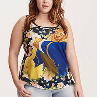 Disney Beauty and the Beast Sublimated Tank Top