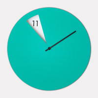 FreakishCLOCK by Sabrina Fossi Design made in Italy on CrowdyHouse