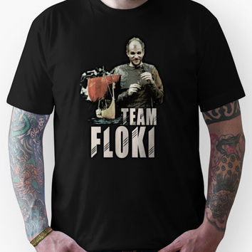 Team Floki - VIKINGS Unisex T-Shirt