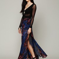 Your Dreams Maxi Skirt