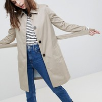 Esprit Trench Mac at asos.com