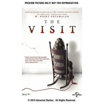 The Visit (With INSTAWATCH) - Walmart.com