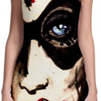 Harley Quinn Bodycon dress