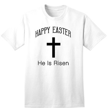 Easter Adult T-Shirt - Many Fun Designs to Choose From!