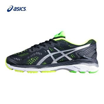 ASICS GEL-KAYANO 23 Breathable Anti-Slippery Hard-Wearing  Running Shoes Sport Shoes for Men T646N-9093 39-45