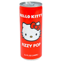 Hello Kitty Snacks - AFG - Hello Kitty Fizzy Pop Soda 8.4 fl oz | AsianFoodGrocer.com, Shirataki Noodles, Miso Soup