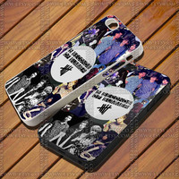 5 Seconds Of Summer Collage Design for iPhone Case,Samsung Galaxy S3/S4 Case,iPhone 4 Case,iPhone 4S Case and iPhone 5 Case