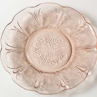 Jeannette Cherry Blossom Bread and Butter 6 inch Plate