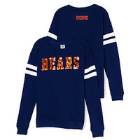 Chicago Bears Bling Crewneck Tee - PINK - Victoria's Secret