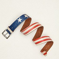 Free People  Faded Flag Belt at Free People Clothing Boutique