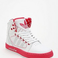 adidas Kiss Print Leather High-Top Sneaker