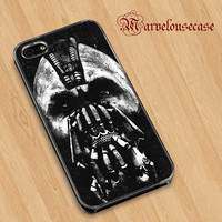 Bane Batman The Dark Knight Rises custom case for all phone case