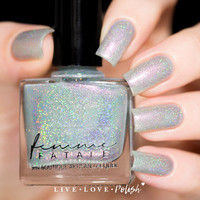 Femme Fatale Heart Of The Mountain Nail Polish