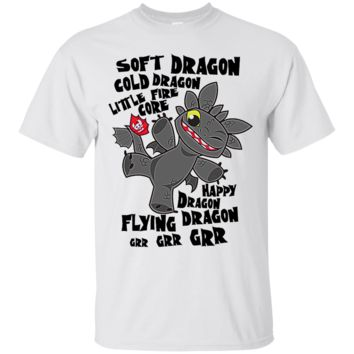 Soft Toothless T-shirt