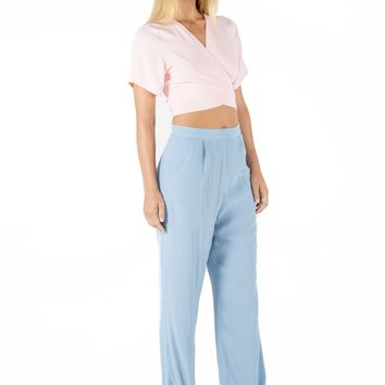 Luxury Resort Pants - Palau Sky Blue