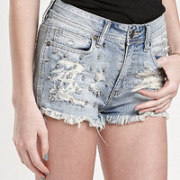 Studded shorts at PacSun.com