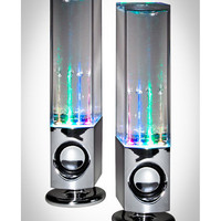 LED Watershow Speakers in Home & Dorm Party Lighting LED Lights
