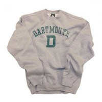 Dartmouth - Team Vintage - Sweatshirt (Heather Grey) - Team Vintage - Ivy League