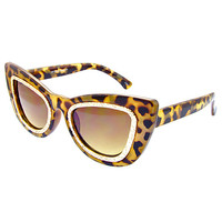 Juliette Sunglasses in Brindle