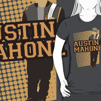 Austin Mahone Cutout by Dan Ron Eli Alvarez