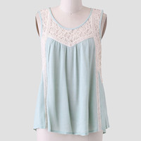 Only For You Lace Top