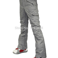 Lady Women Ski Pants Snowboard  Ski Pants Trousers Warm Waterproof Breathable
