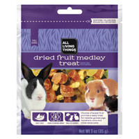 All Living Things® Dried Fruit Medley Small Animal Snack | Treats | PetSmart
