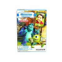 Fujifilm Instax Mini Film Disney Pixar Monster University Polaroid Instant Photo