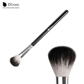 PEAPYV3 DUcare Multifunctional Goat Hair Makeup Brush  Powder Blending Uniform Brush highlight makeup brush free shipping