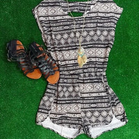 OLD LEGENDS ROMPER
