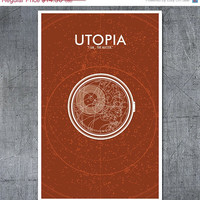 Doctor Who Print: Utopia - 11x17 Science Fiction Art Print