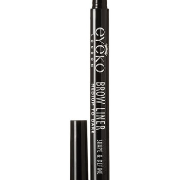 Eyeko - Eyeko Brow Liner - Medium to Dark